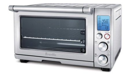 Amazon Com Breville Bov800xl The Smart Oven 1800 Watt Convection Toaster Oven With Element Iq Kitchen Dini Breville Toaster Oven Countertop Oven Smart Oven