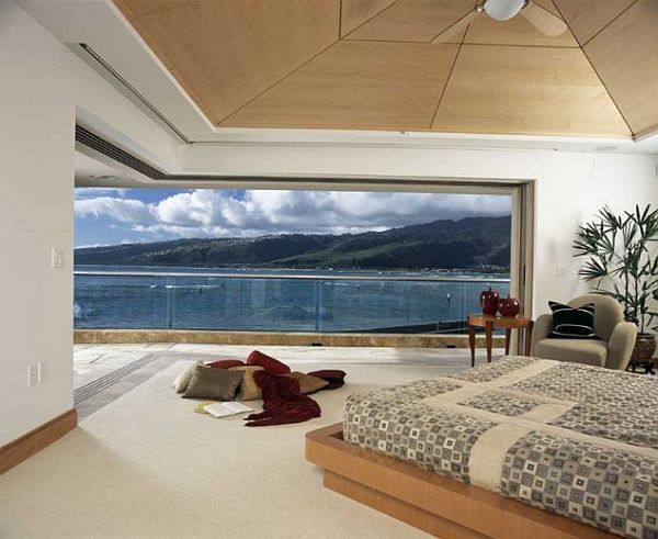 21 Amazing Bedroom Views That Will Rock Your Mornings | Bedrooms ...