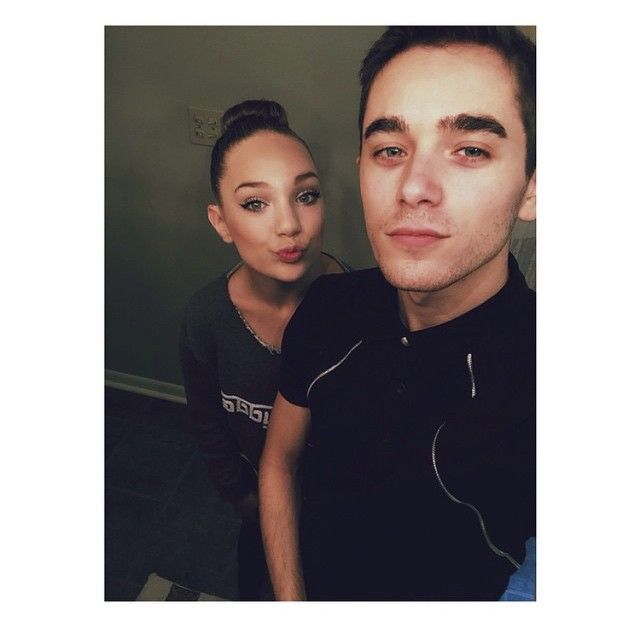 eyebrows not on fleek -maddie  Credit ♥Dancemoms luver♥