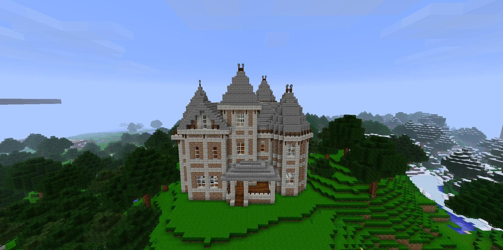 Good Minecraft House Designs Minecraft Discussion Punchwood X 955 Px