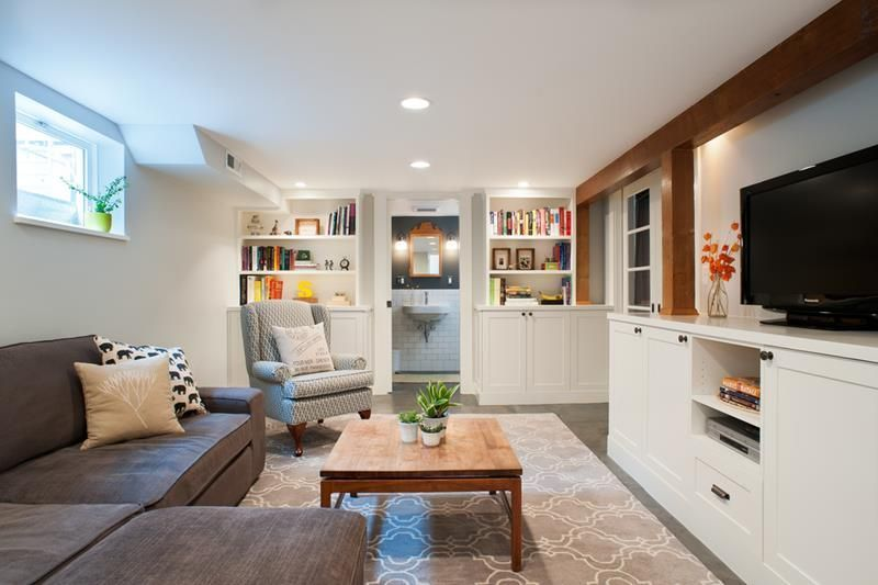 These Basement Remodel Ideas Will Change The Way You Think Of This Space In 2020 Finished Basement Designs Basement Design Basement Remodeling
