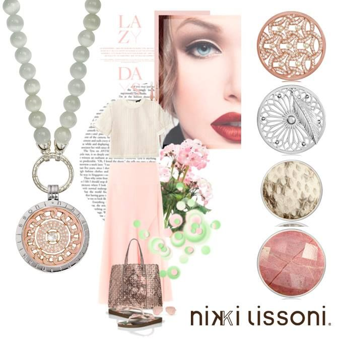 Relax with a muted pastel Nikki Lissoni look! -xx-