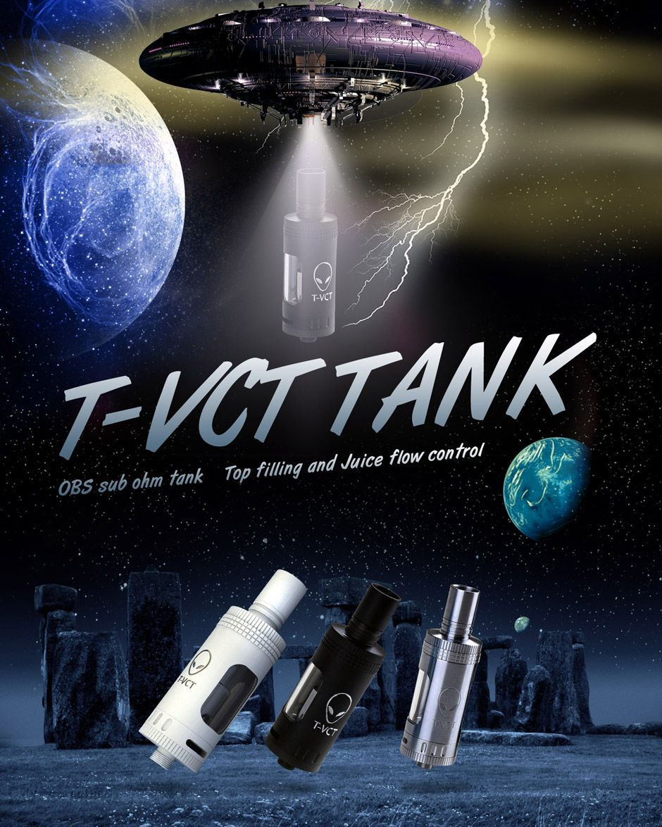 Top filling and juice flow control design,easy to use.It also comes with rba section to satisfy your DIY build coil.The great flavor will make you love this sub tank.