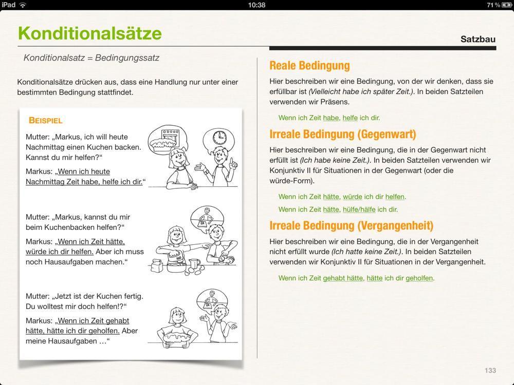 Deutsche Grammatik - einfach, kompakt und übersichtlich - Lingolía ...