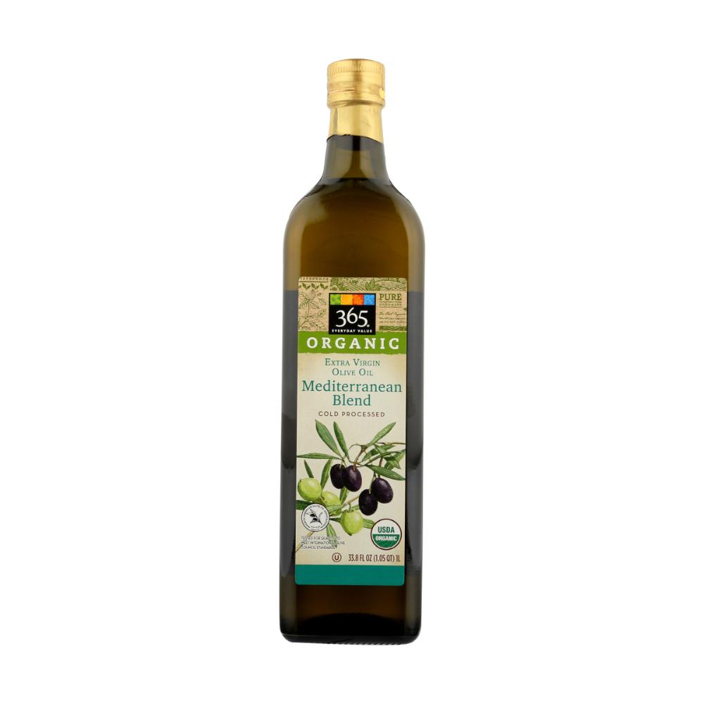 Extra Virgin Olive Oil Mediterranean Blend 33 8 Fl Oz 33 8 Fl Oz 365 Everyday Value Whole F Extra Virgin Olive Oil Whole Food Recipes Virgin Olive Oil