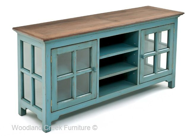 our cottage entertainment center is handcrafted from solid woods rh pinterest com beach cottage entertainment centers coastal cottage entertainment center