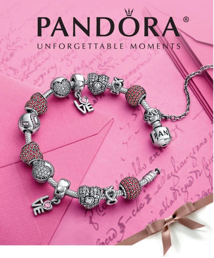 Les bracelets PANDORA sont les bijoux qui vous ressemblent ...