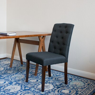 Winston Porter Acuna Upholstered Dining Chair Upholstery ...