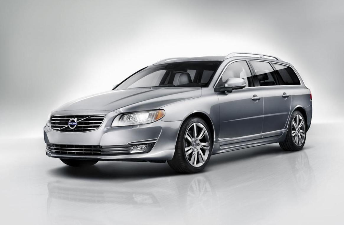 Volvo V70 concept - http://autotras.com