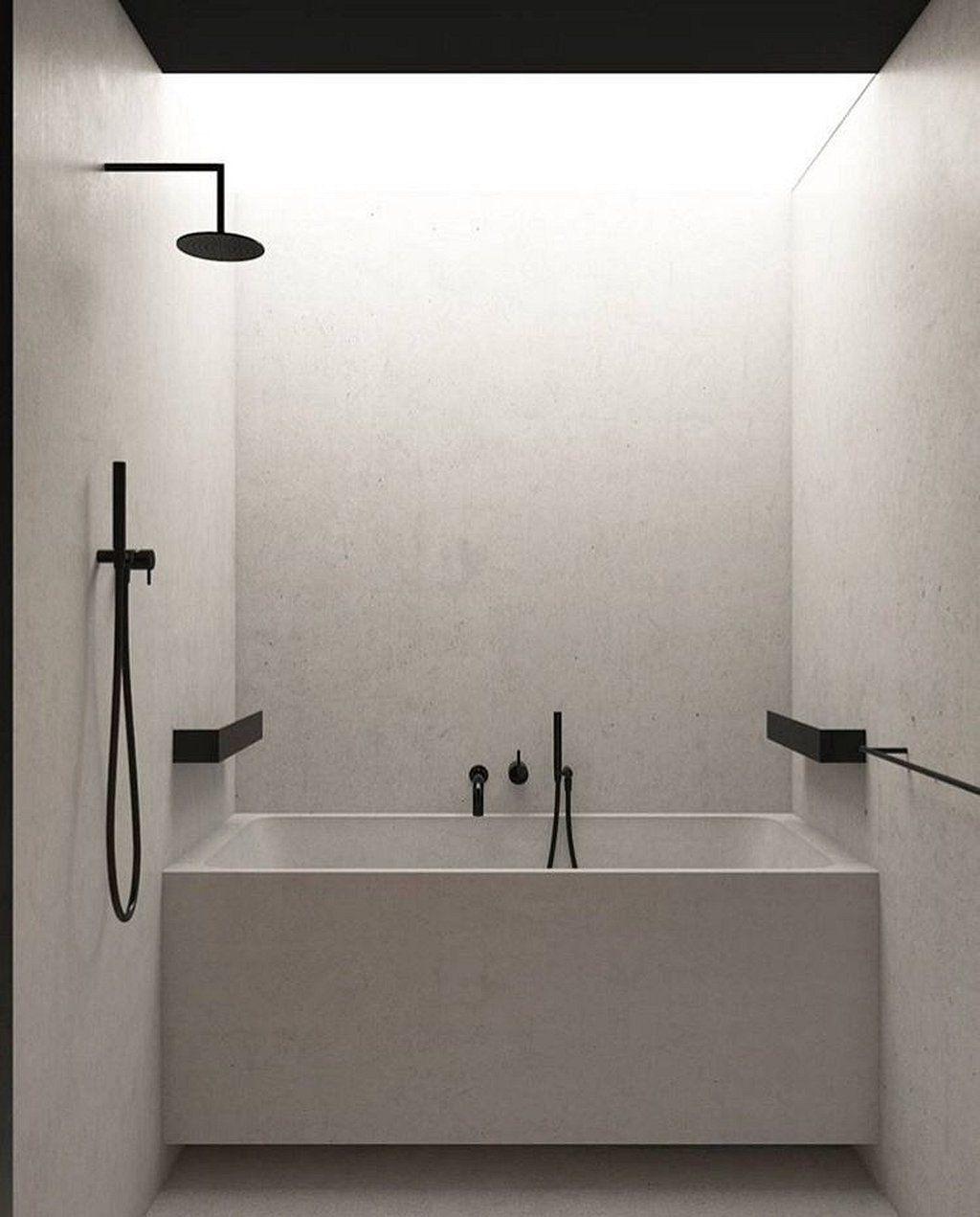 105 Inspiring Examples Of Contemporary Interior Design Https Www Mobmasker C Bathroom Interior Design Minimalist Bathroom Design Contemporary Interior Design
