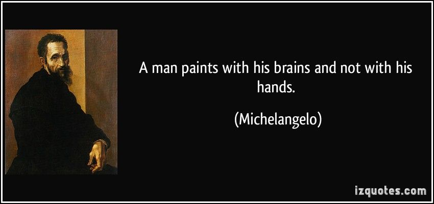 Michelangelo Quotes Stunning Michelangelo Quotes  Quotes  Pinterest  Michelangelo