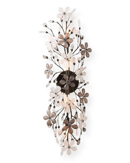 Get free shipping on Regina Andrew Design Cheshire Sconce at Neiman Marcus. Shop the latest luxury fashions from top designers.