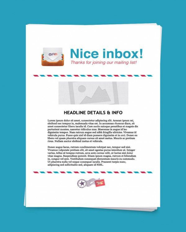 Email Template Design Google Search Email Marketing Template