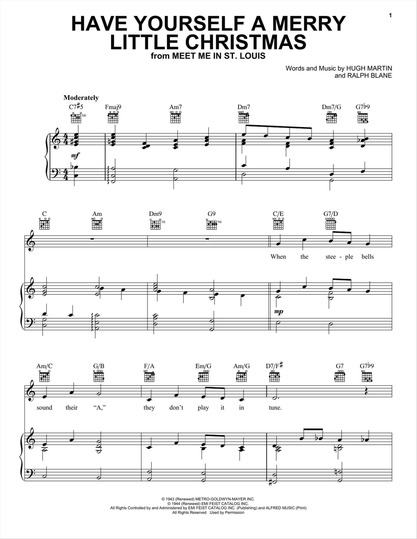 new post have yourself a merry little christmas lyrics interesting visit xmastsite - Have Yourself A Merry Christmas Lyrics