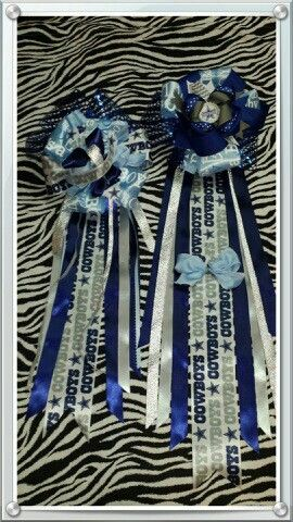 Dallas Cowboys Baby Shower Mum