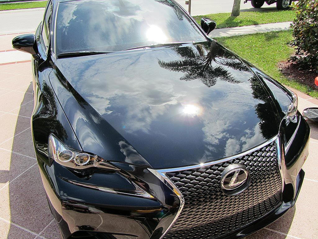 2014 Lexus IS 250 F Sport Paint Correction and Gloss