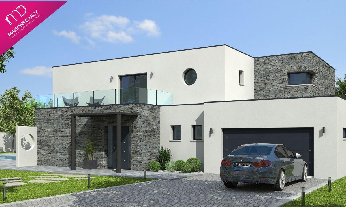 Super Projet H Maison Toit-terrasse – Lyon 5ème (69) | Modern HOUZ  UC64