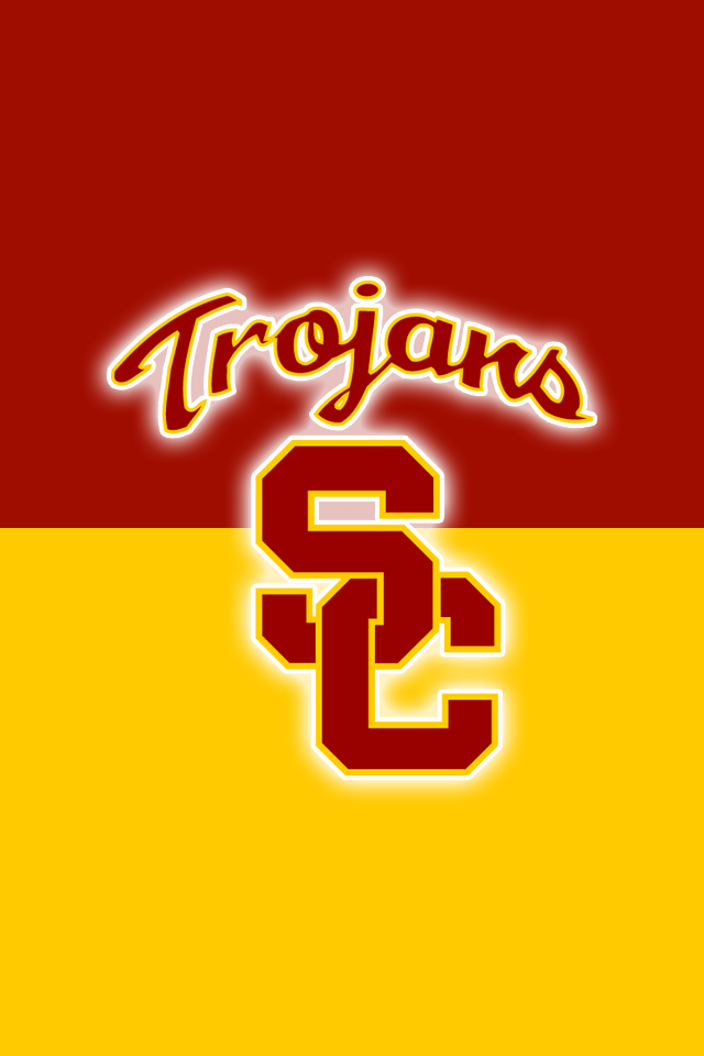 Free Usc Trojans Iphone Wallpapers Install In Seconds 15 To Choose From For Every Model Of Iphone And Ipod Usc Trojans Usc Trojans Logo Usc Trojans Football
