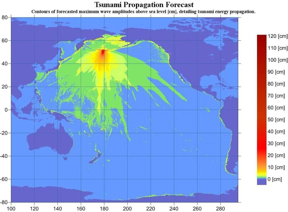 Tsunami Warning/Alaska 2018 NEARLY saw its first named
