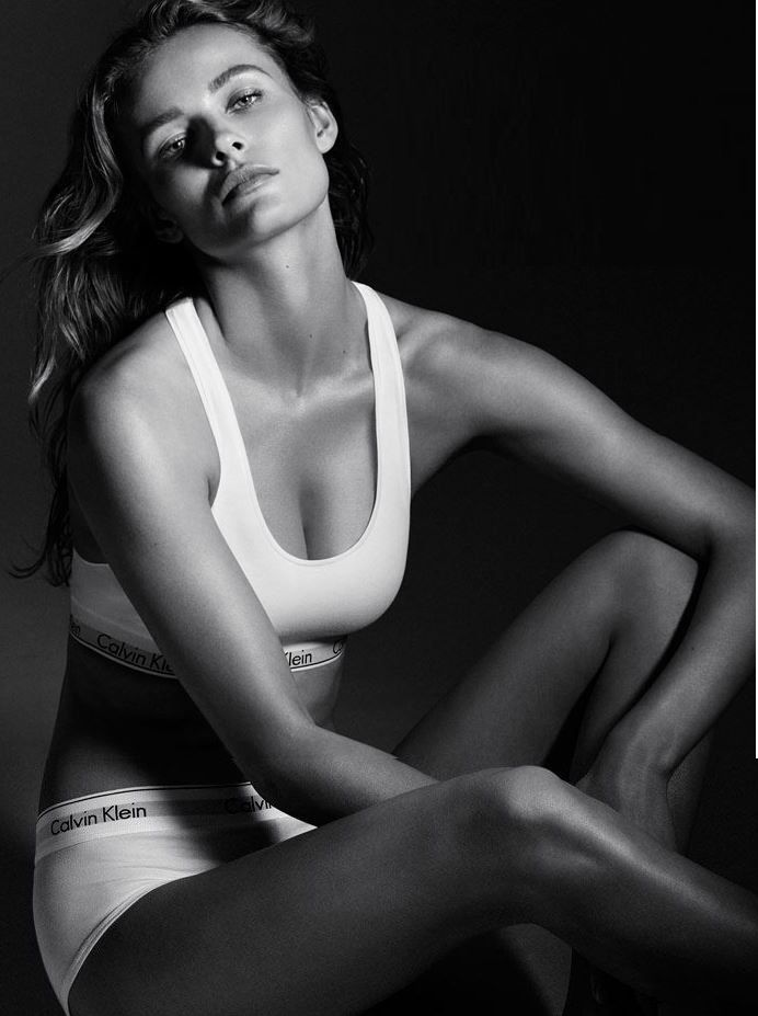Elso Matos photographed by MDZmanagement - Calvin Klein