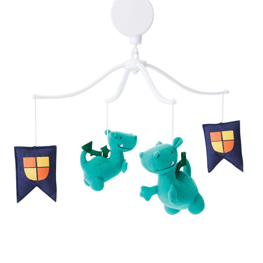 Bedtime Originals Sparky Musical Mobile Babies R Us Australia With Images Dragon Nursery Crib Bedding Girl Crib Bedding Boy
