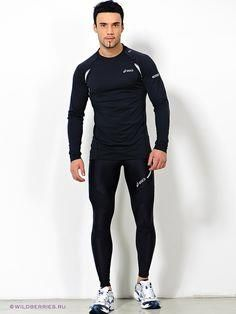 More Mile More-Tech 3//4 Mens Running Tights Black Green Gym Sports Workout Capri
