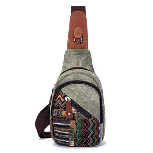ce742803f CHARMINER Women Chest Bag E Ekphero Sling Crossbody Outdoor Daypack For  Working #CHARMINER