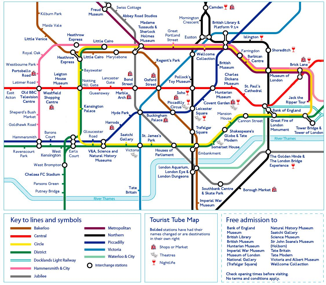 The 25 best London tube map ideas on Pinterest