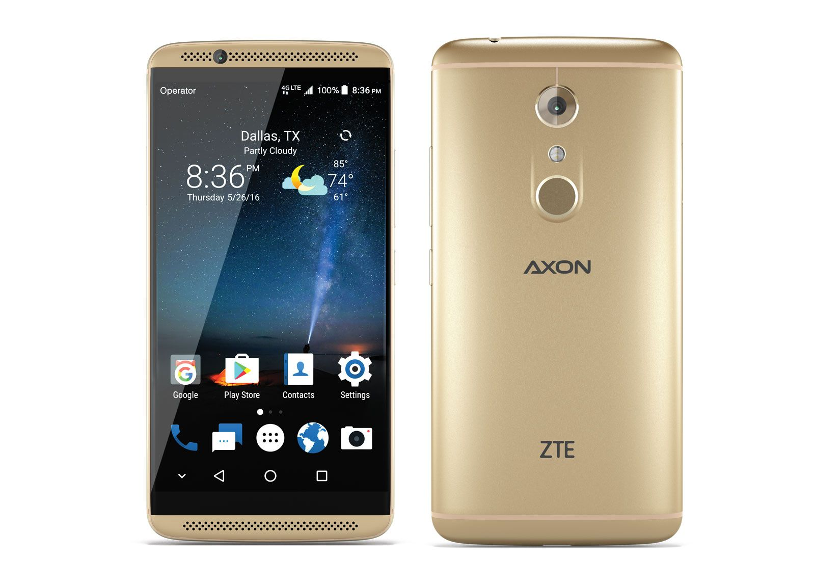 Engadget giveaway: Win an Axon 7 smartphone courtesy of ZTE