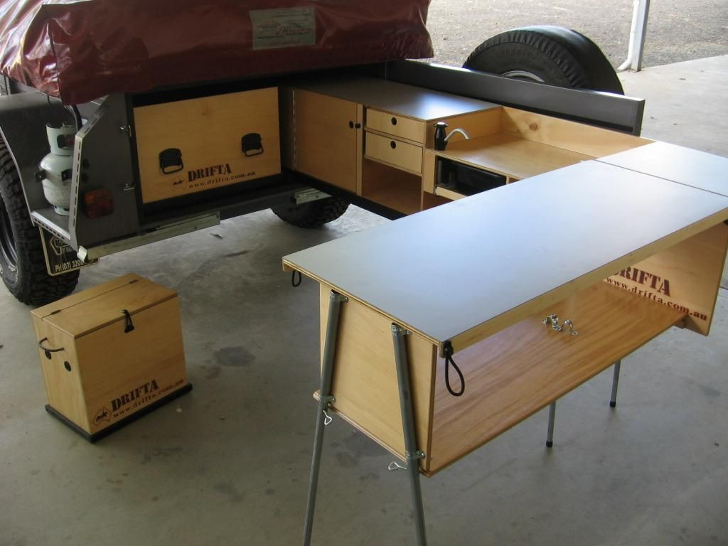 Camper Trailer Kitchen Drifta Camping Kitchens Dpor Info Camping Pinterest