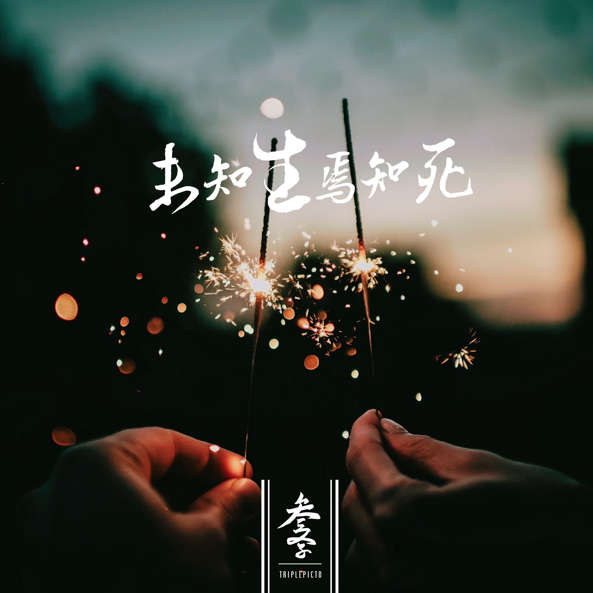 """""""未知生焉知死"""" """"While you do not know life, how can you know about death"""" Get your own Chinese tattoo at  www.triplepicto.com"""