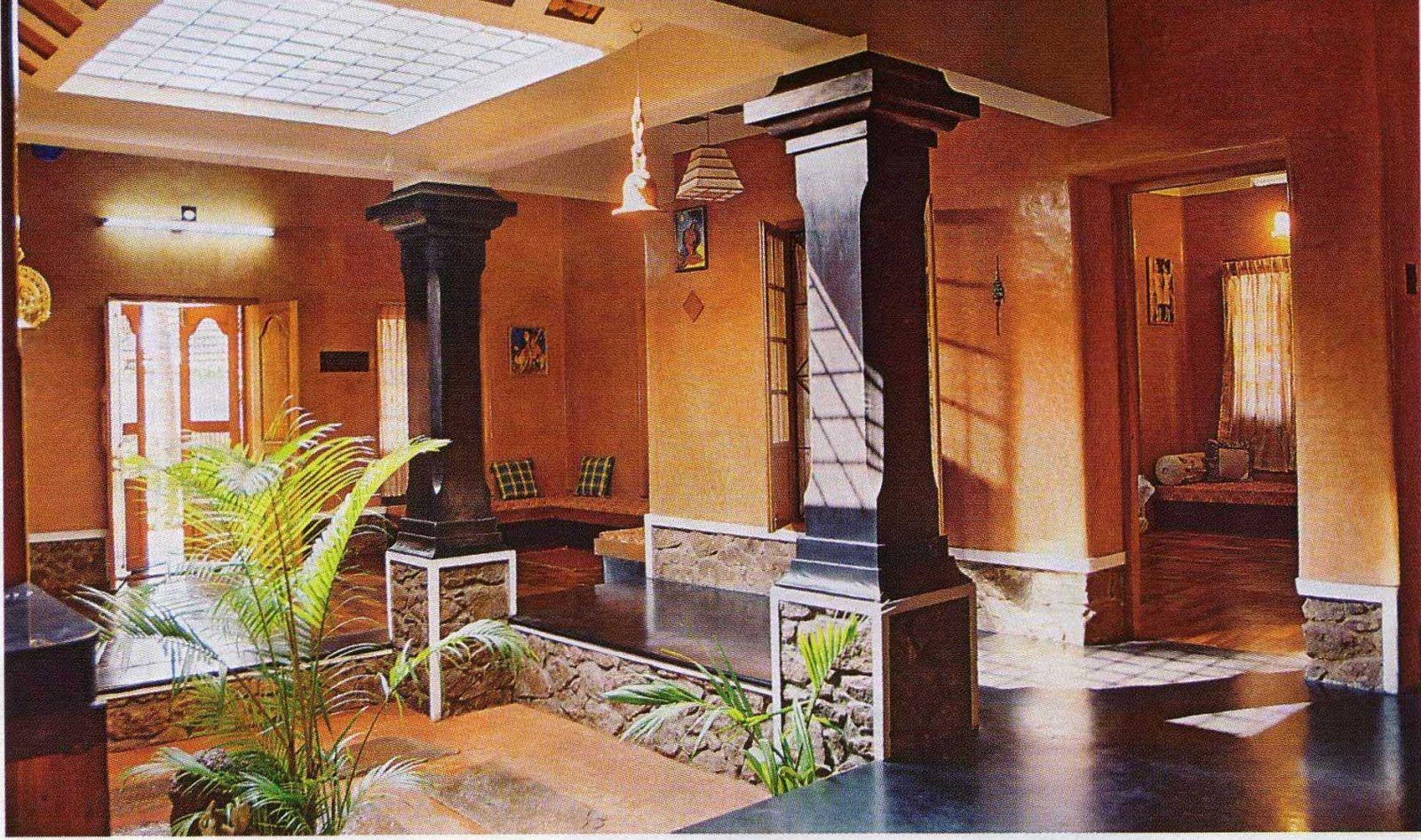 Image result for modern nalukettu house interior