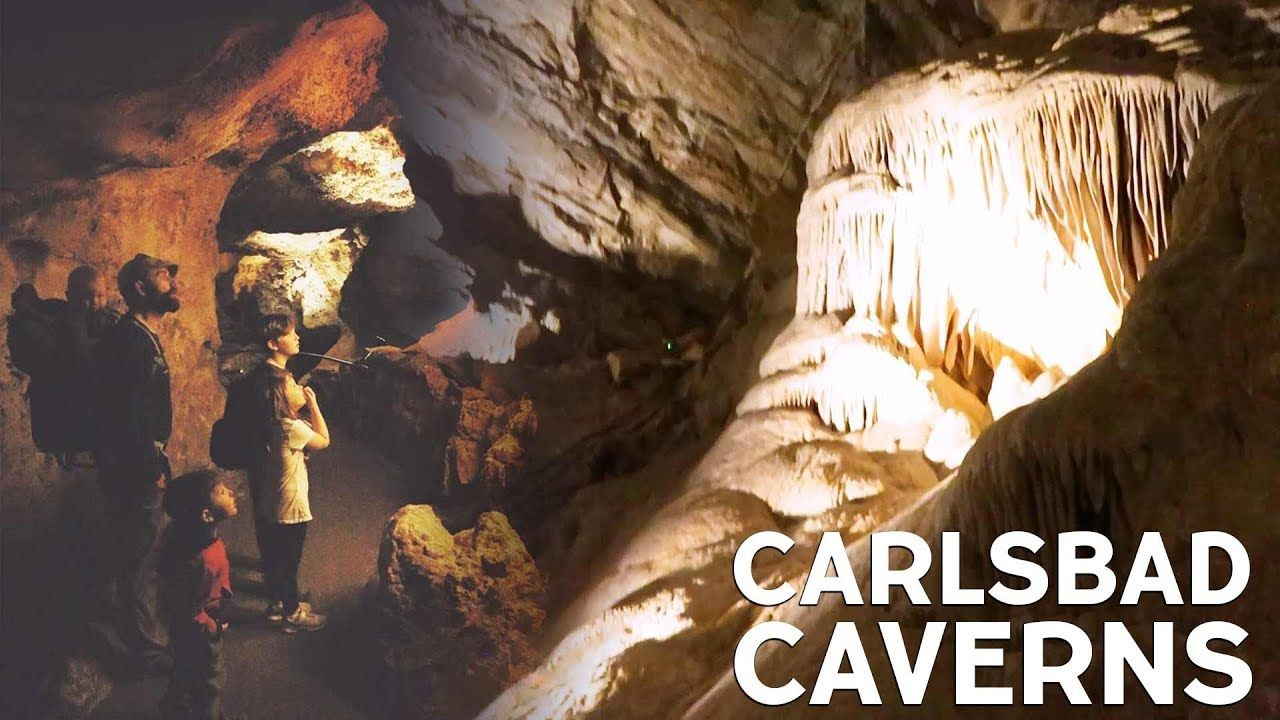 Down into the abyss happy loud life carlsbad caverns