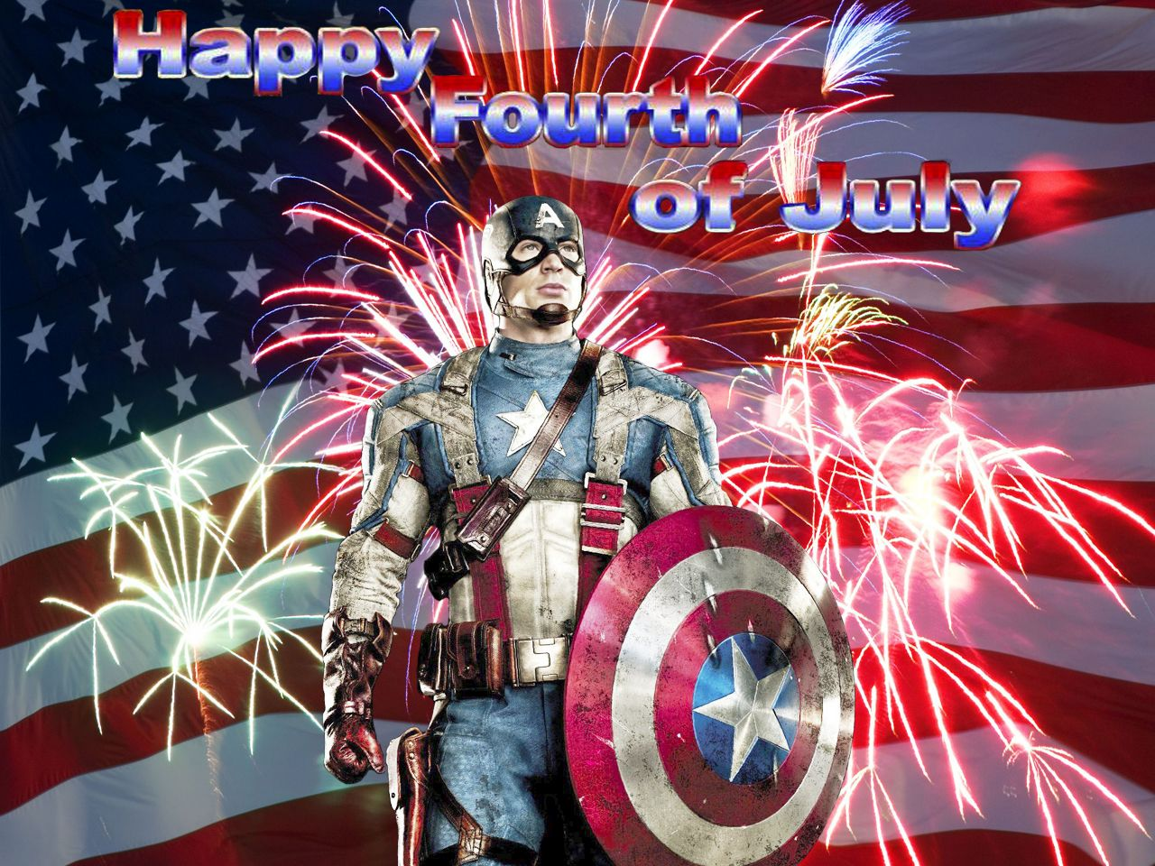 Captain america 4th of july by swfan1977iantart on happy of july greetings cards ecards clip art animated printable gifs images 2015 kristyandbryce Gallery