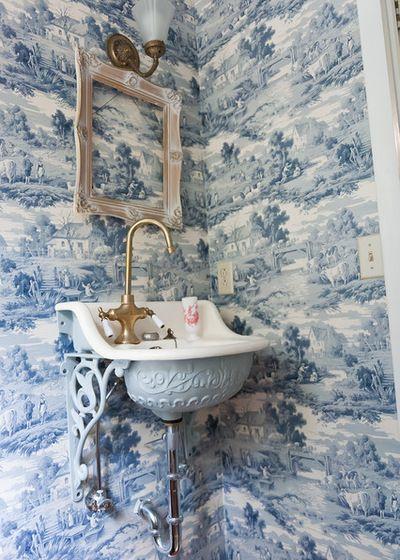 Victorian Bathroom By Kristie Barnett The Decorologist