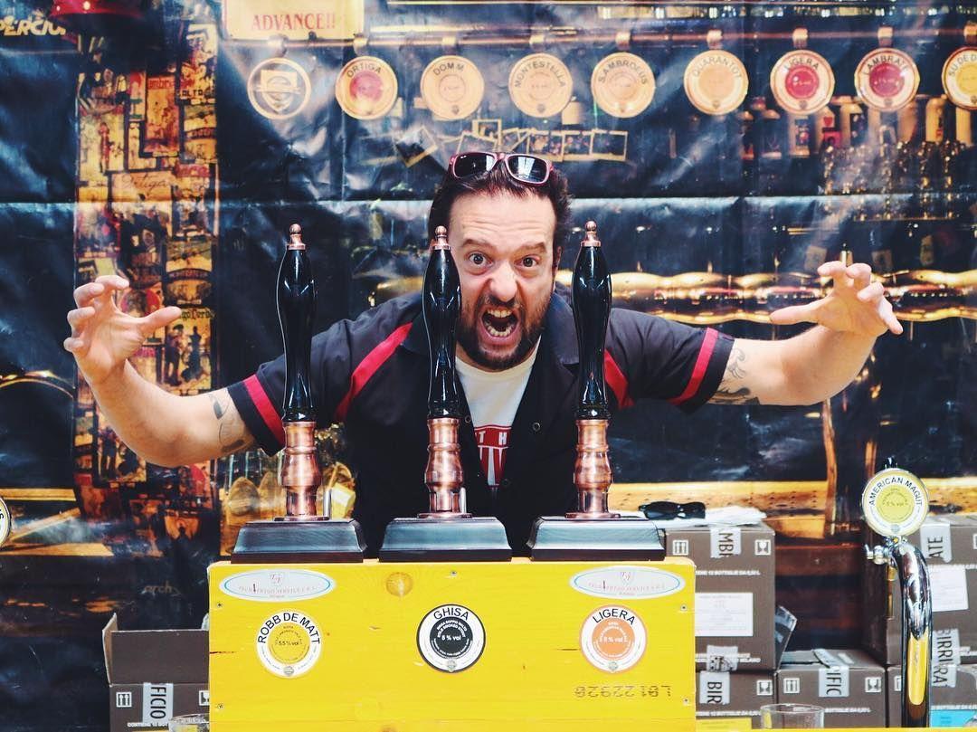 Se siete al @beerattraction e passate da Lambrate non abbiate paura in realtà sono bravi ragazzi