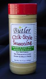 Butler - Chik-Style Seasoning for Soy Curls