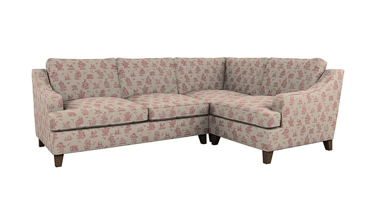 Long Island Corner Sofa in Beastie Valentine | Furniture, Sofa