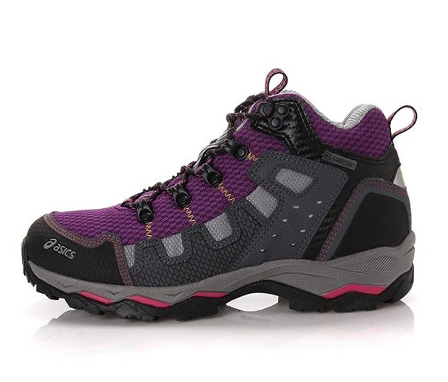 dc71379314b45 Asics Womens GEL-MONTALTO Gore-tex Mid Sports Trekking Trail Hiking ...