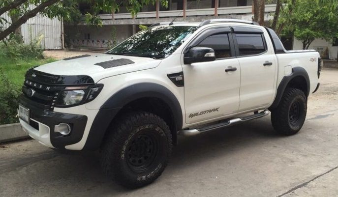 Lifted Ford Ranger Ford Ranger Ford Ranger Wildtrak Ranger 4x4