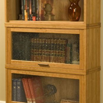 Stacking Barrister S Bookcase Woodworking Plan By Woodcraft Magazine Barrister Bookcase Bookcase Woodworking Plans Woodworking Plans