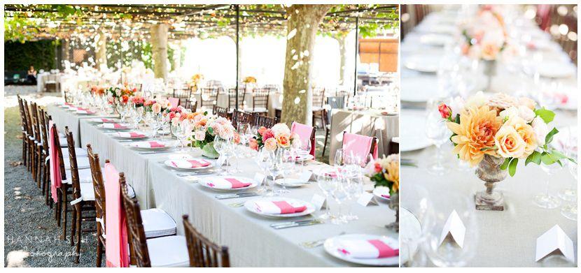 Beaulieu Garden Napa Valley Wedding Venue California