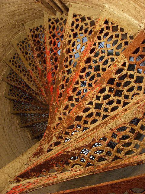 Best Spiral Staircase Rusty Metal Spiral Staircase Metal 400 x 300
