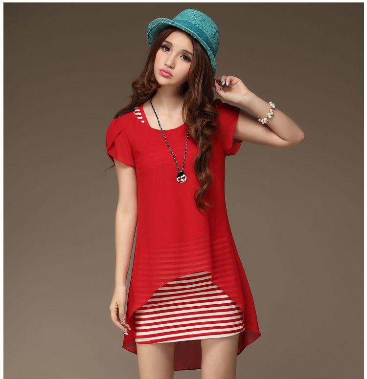c47cfa0cc11 2013 Summer Fashion Collection Dress 1697 - korean japan fashion clothes  dresses wholesale women