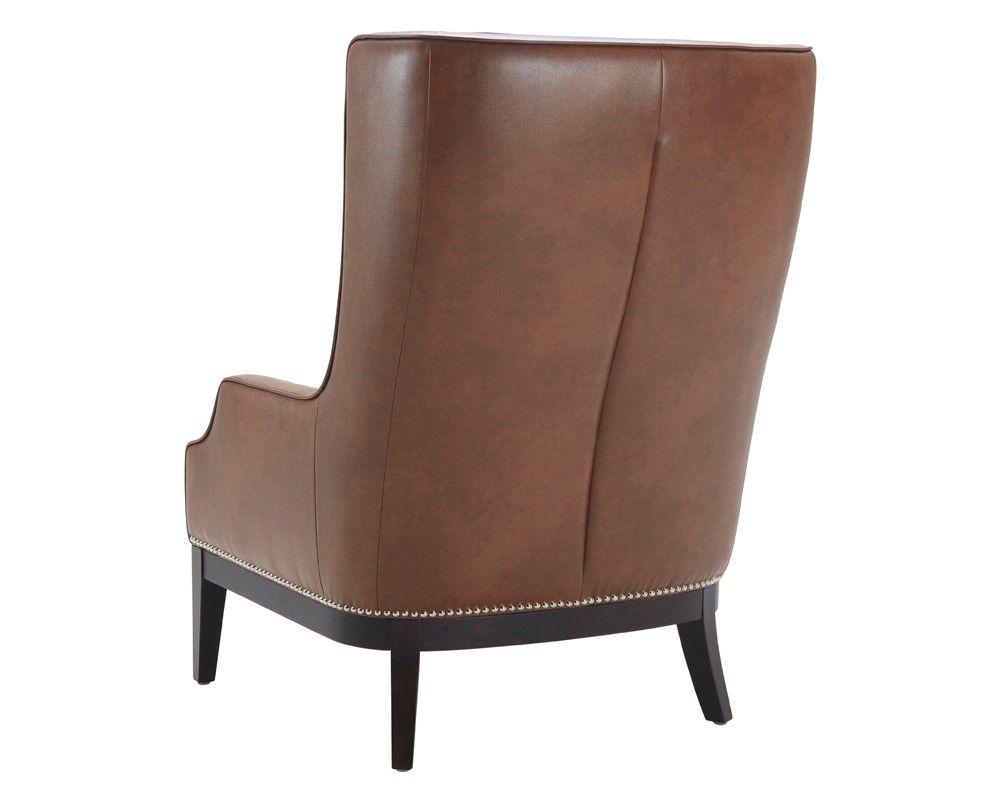 Best Biblioteca Armchair Cognac Leather A Bold Statement 400 x 300