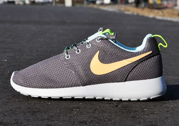 good looking presenting many styles Shop Discount Shoes Nike Women Roshe One CANYON GREY PINK 511882 ...