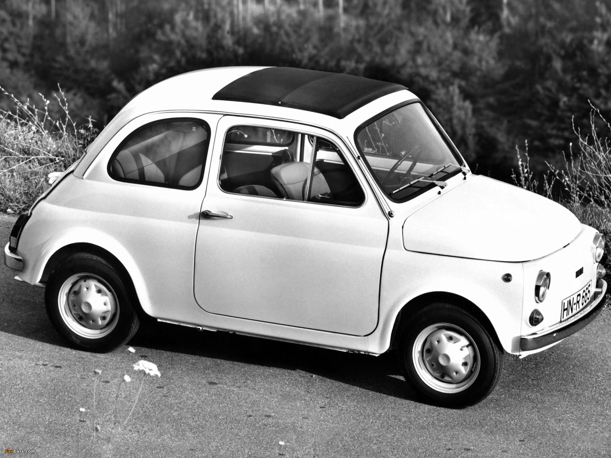 Fiat 500 R 110 1972 75 Wallpapers