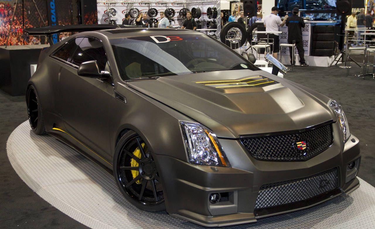 Cadillac cts v custom by d3 tuning