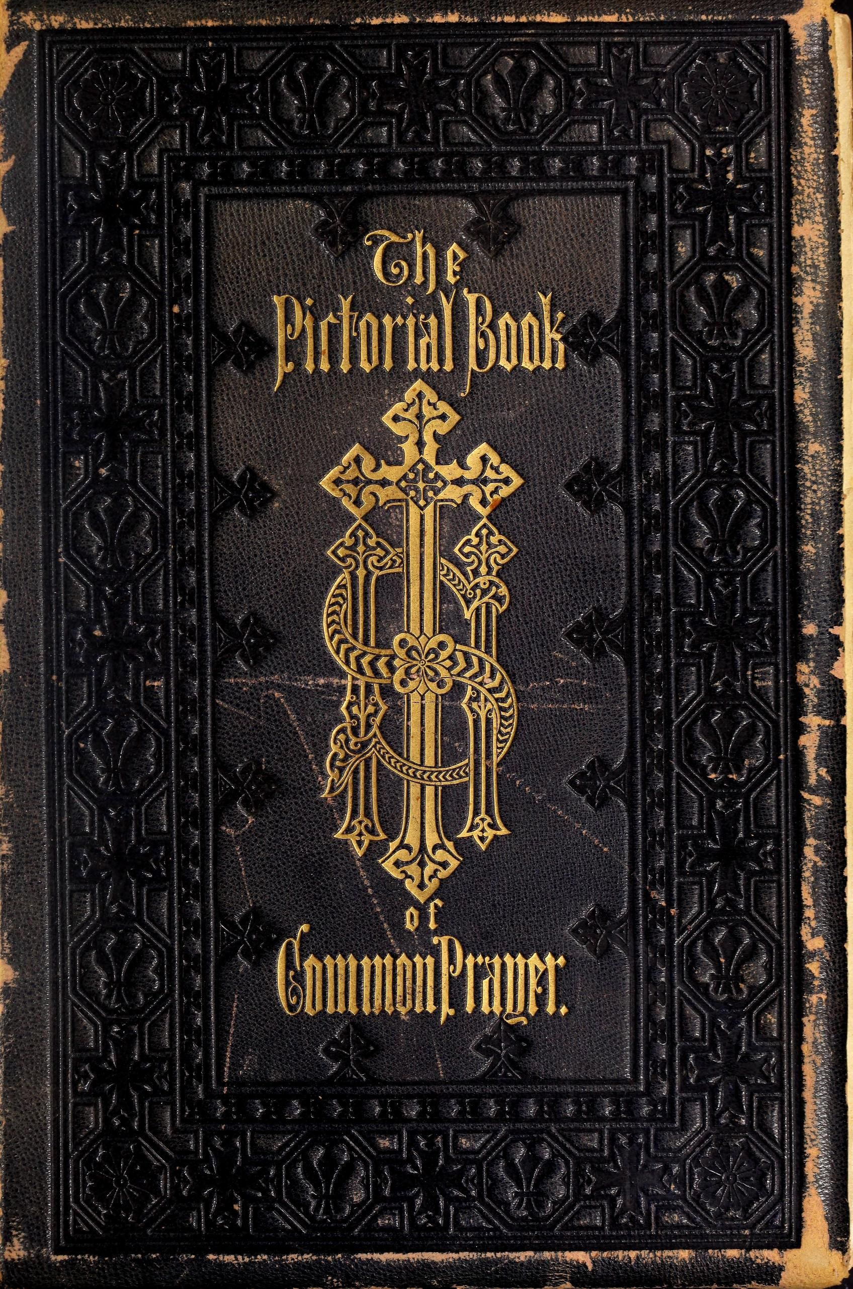The Pictorial Edition Of The Book Of Common Prayer Book Of
