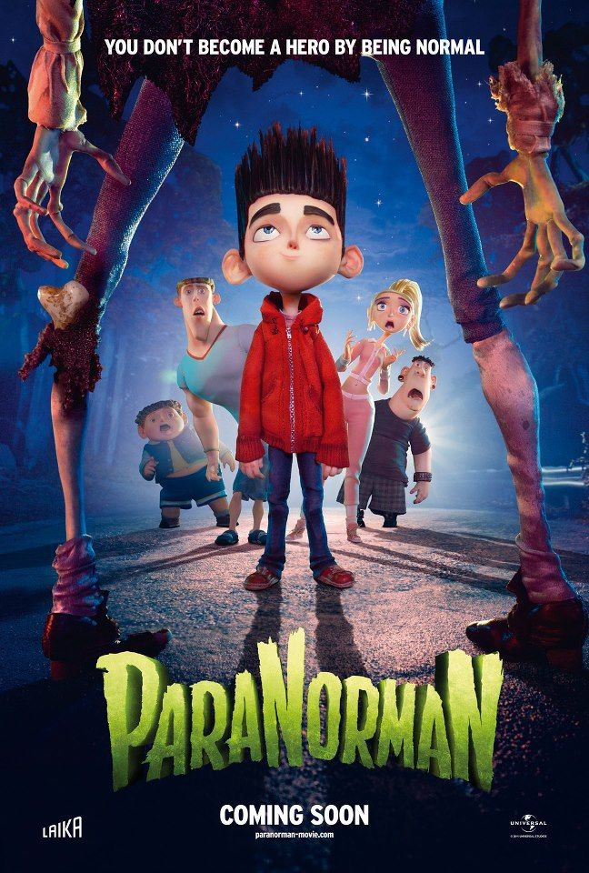 [one of the best animated movie of all time] ParaNorman